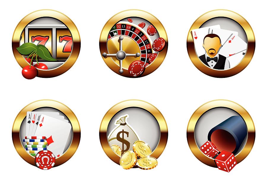 bigstock Casino Buttons 7157771 Kasinosajterna